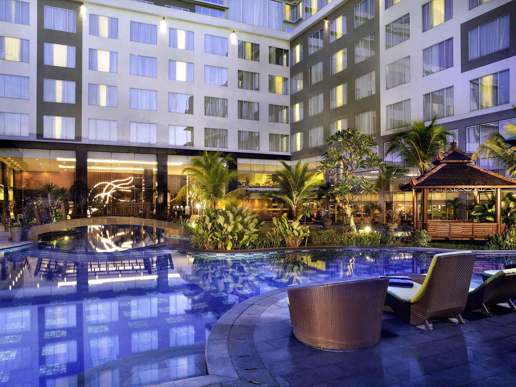 Hotel In Banjarmasin Mercure Banjarmasin