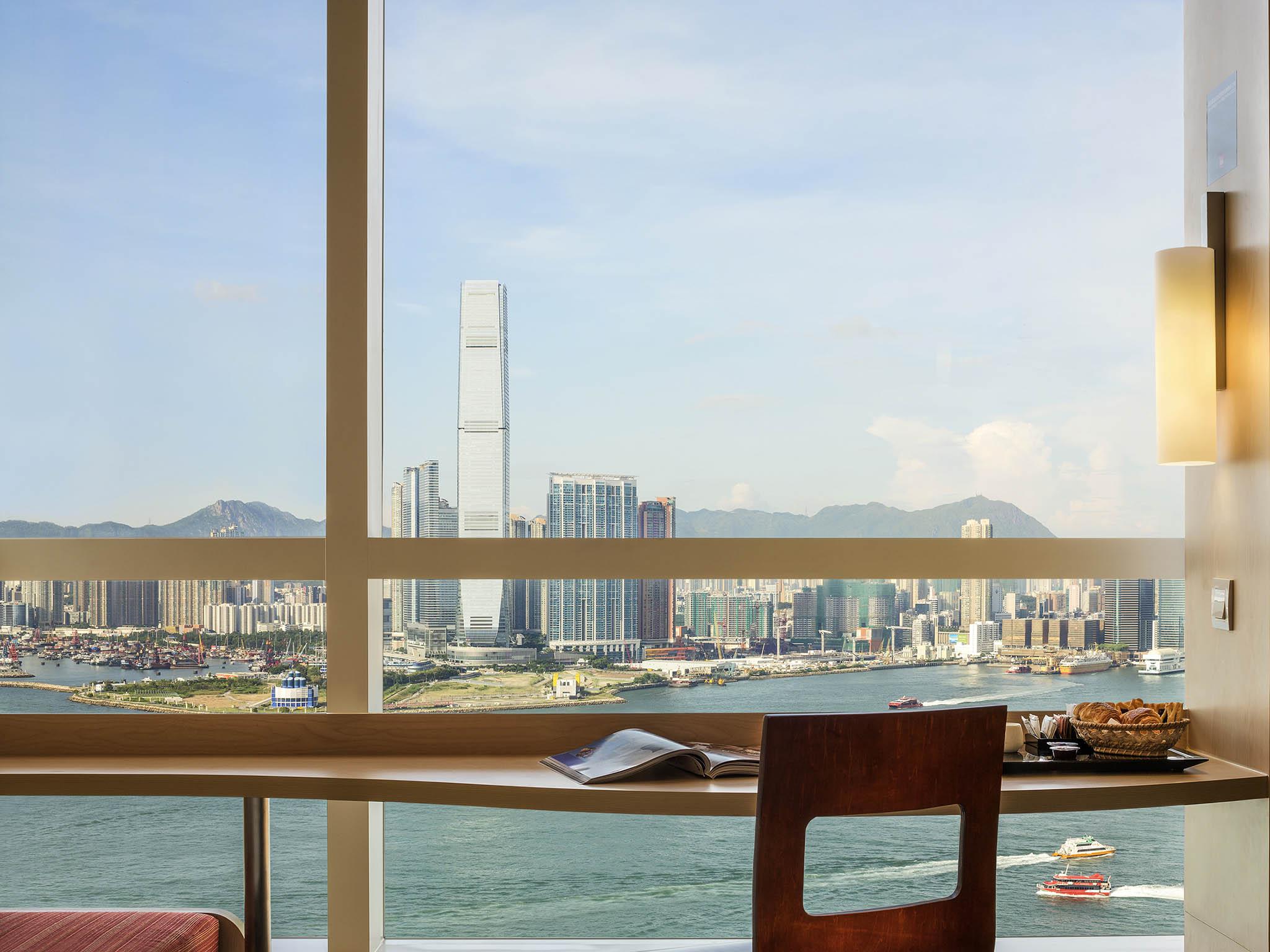 Отель — ibis Гонконг Централ & Шэун Вань