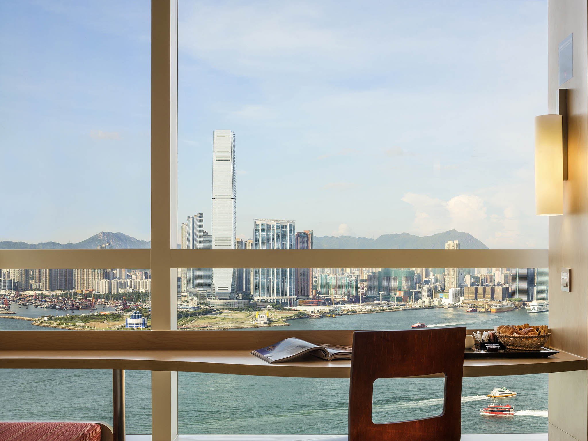 Hotel – ibis Hong Kong Central and Sheung Wan