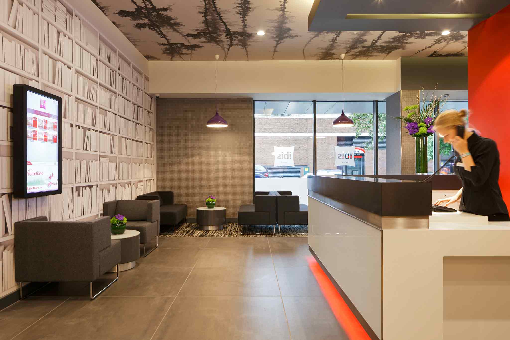 Hotel – ibis London Shepherd's Bush - Hammersmith