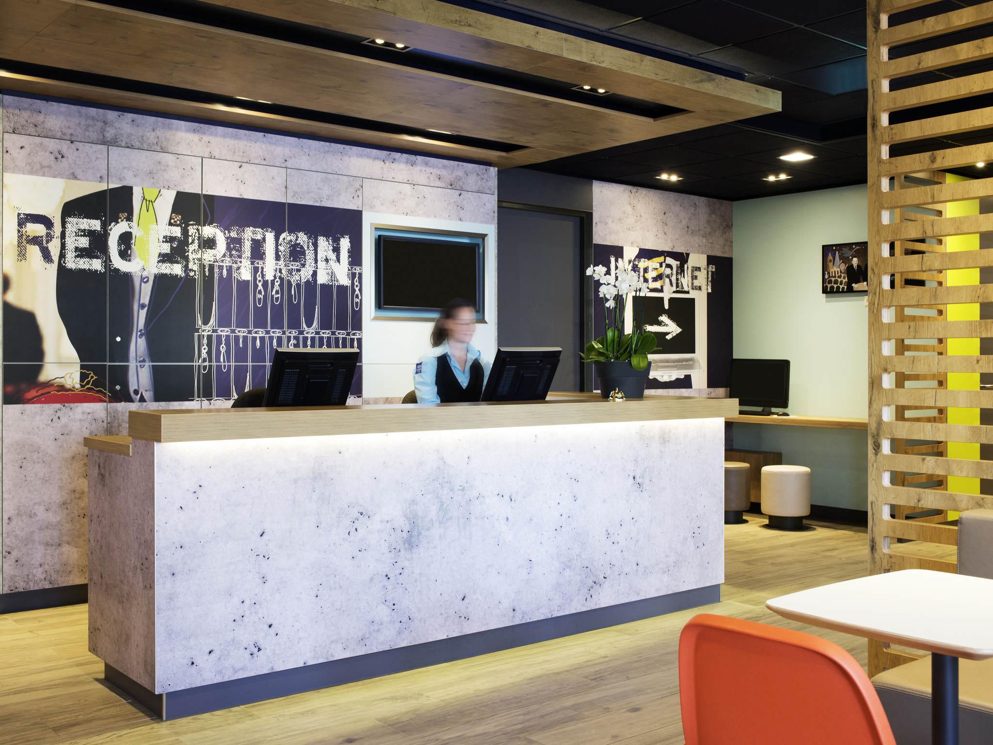 Hotell – ibis budget Amsterdam Zaandam