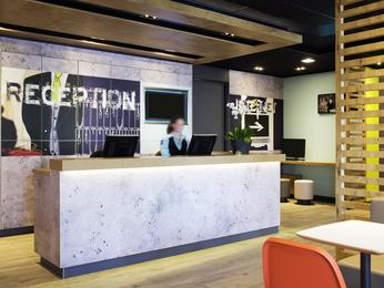 g nstiges hotel zaandam ibis budget amsterdam zaandam. Black Bedroom Furniture Sets. Home Design Ideas