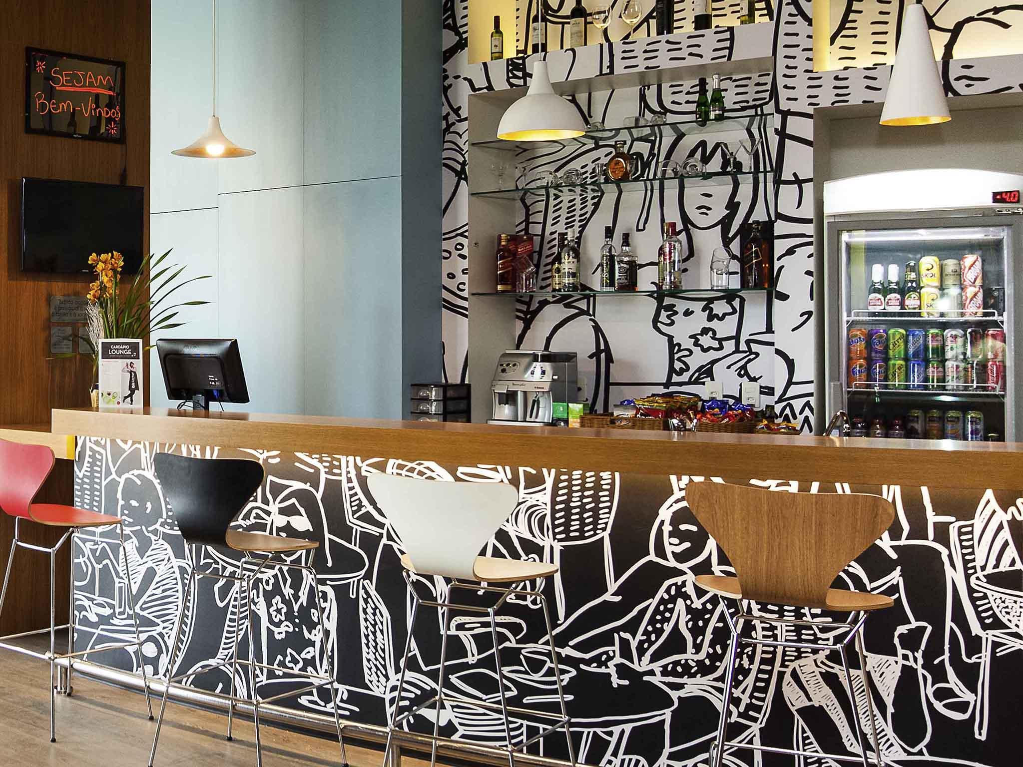 โรงแรม – ibis Mogi das Cruzes Shopping