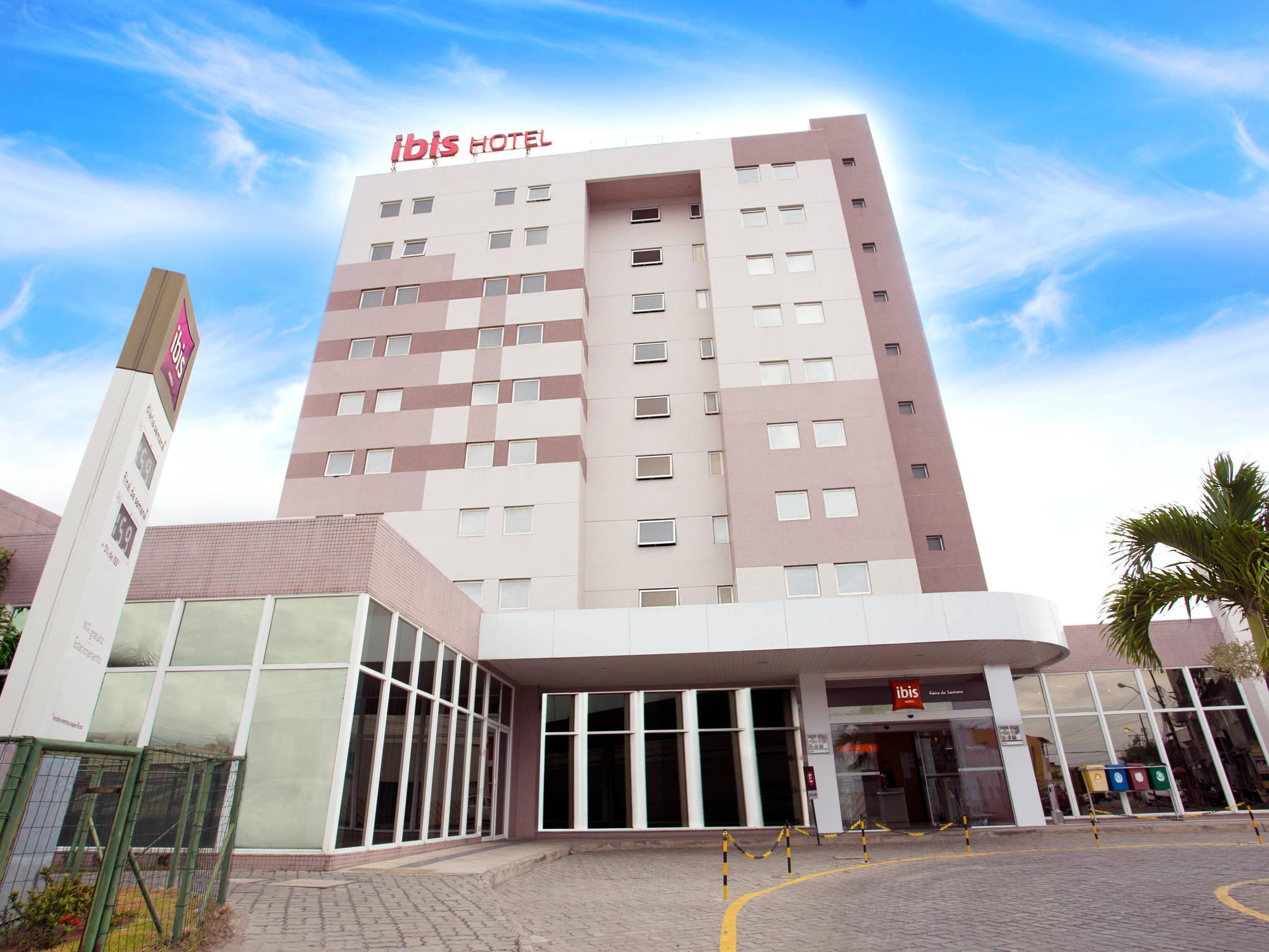 โรงแรม – ibis Feira de Santana