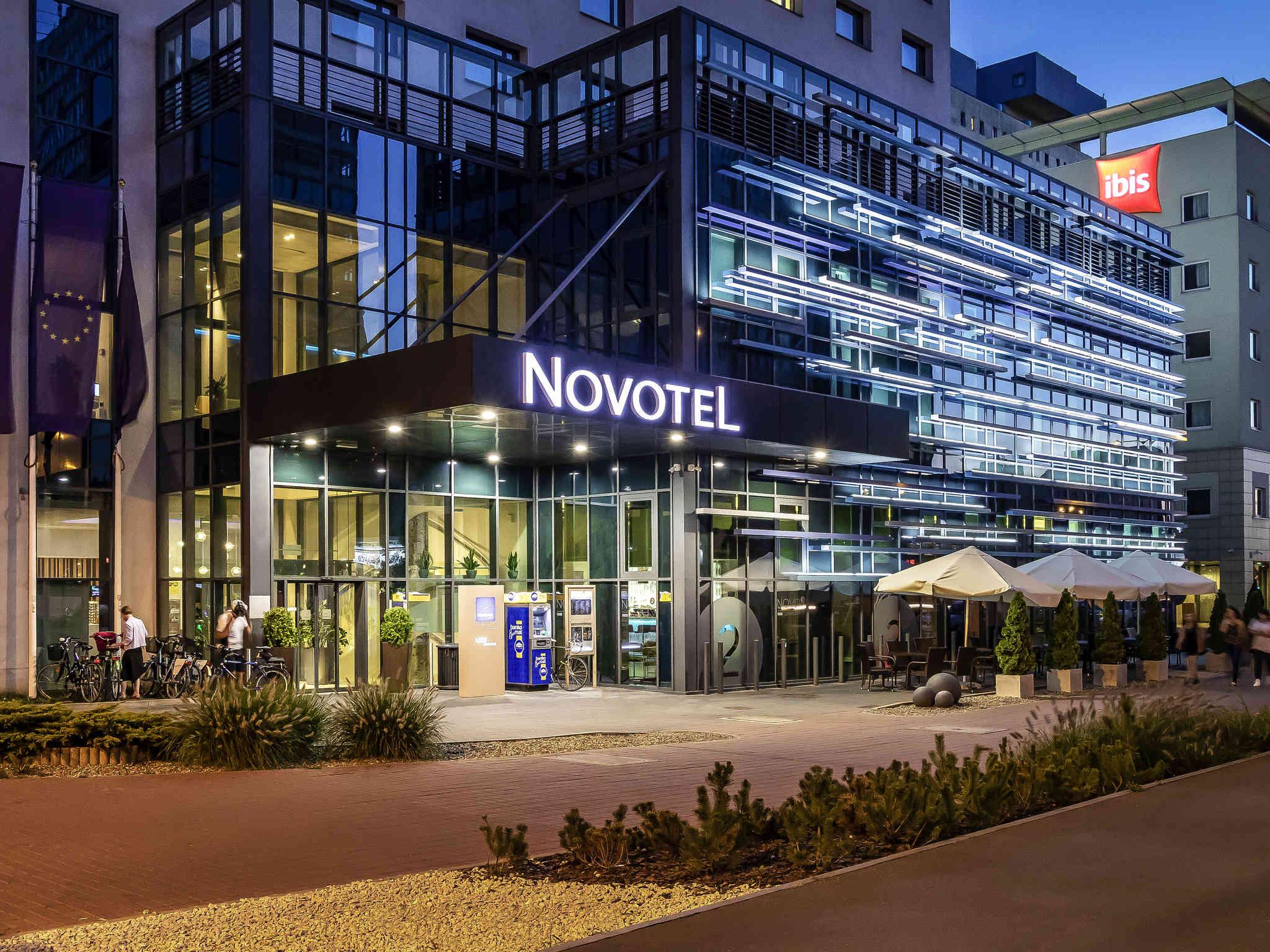 Отель — Novotel Лодзь Центр