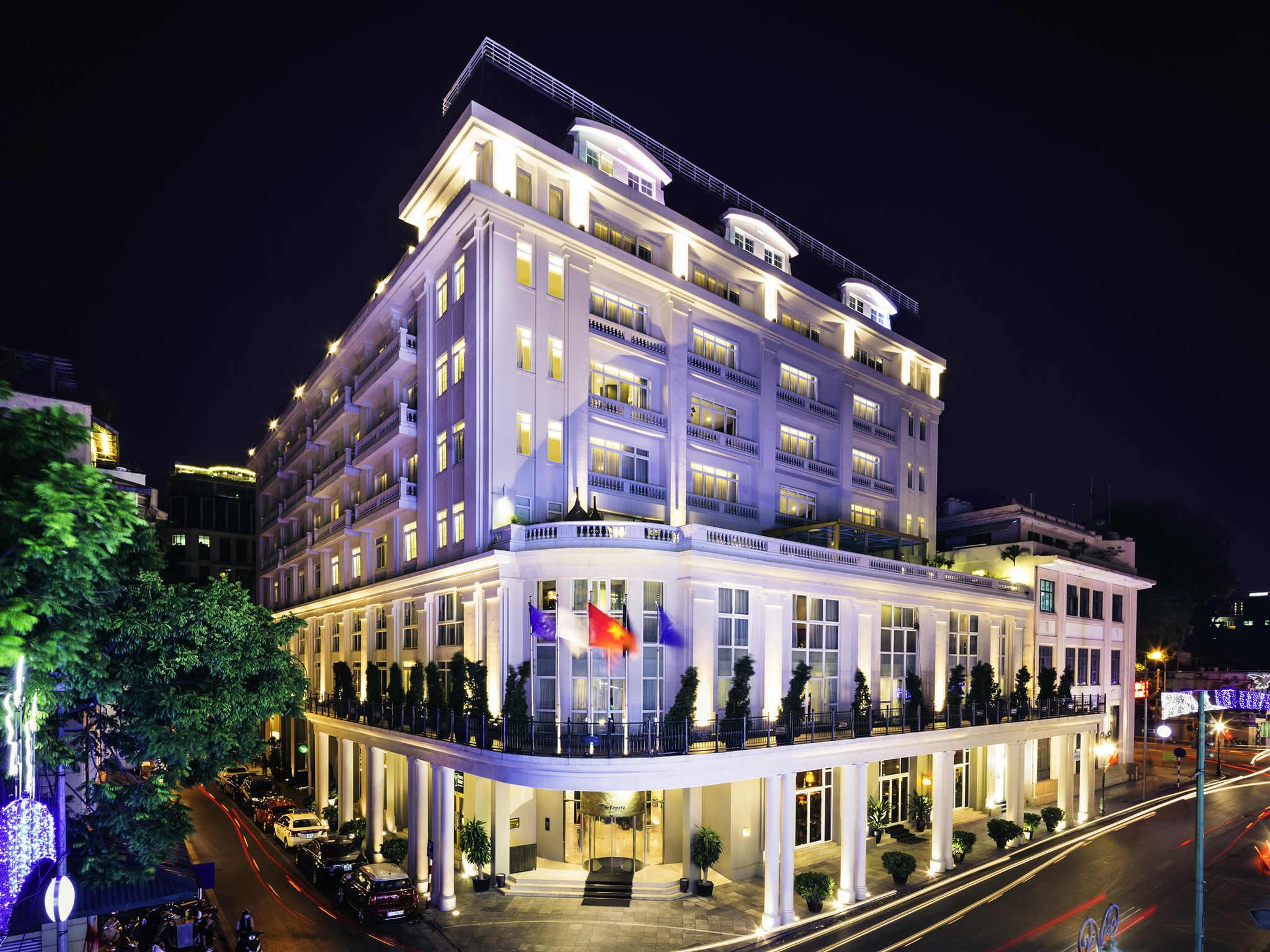 ホテル – ホテルドゥオペラハノイ - Mギャラリーコレクション