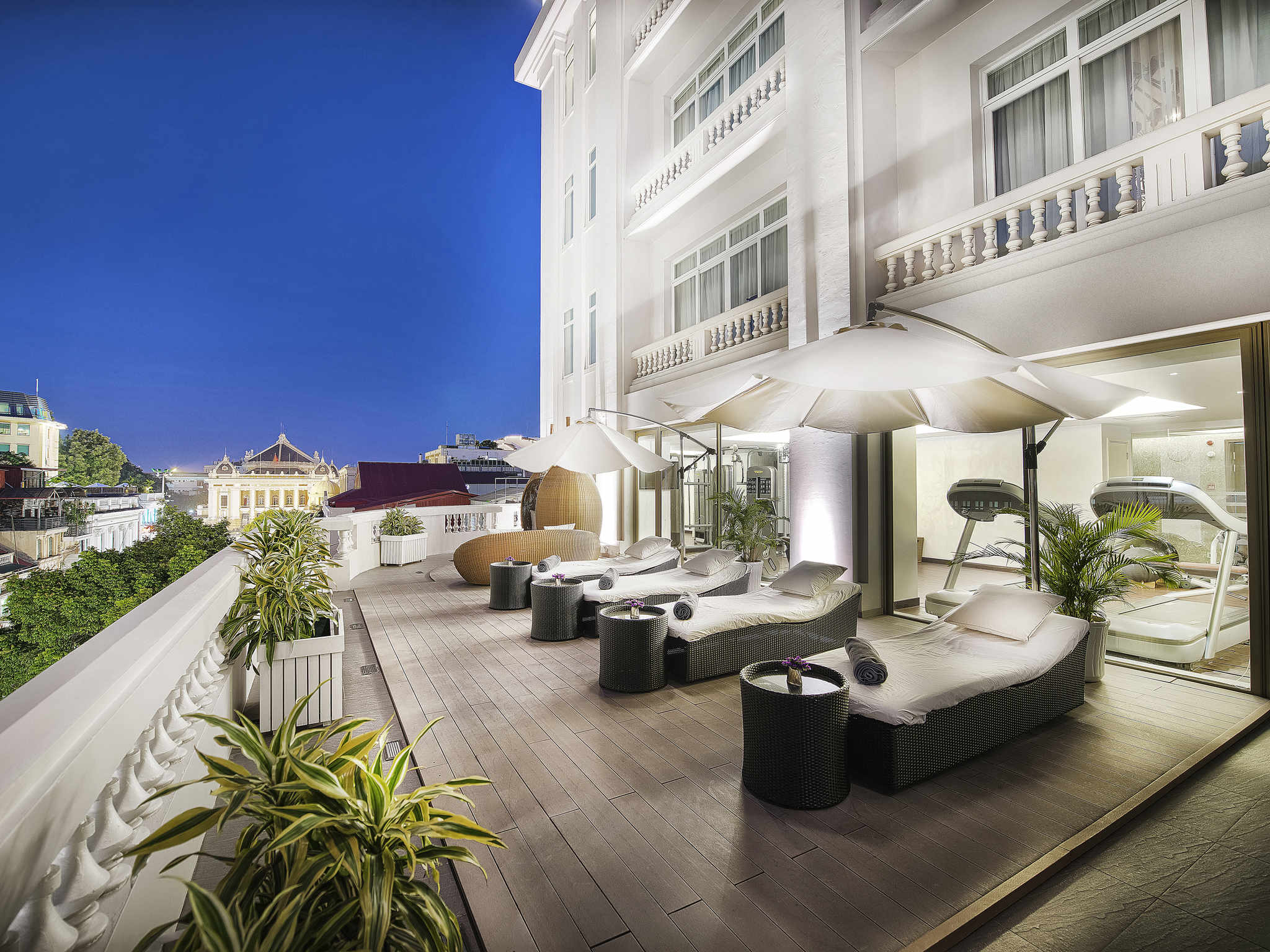 โรงแรม – โรงแรม เดอ โลเปร่า ฮานอย - เอ็มแกลเลอรี่ คอลเลคชั่น