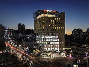 Busan hook up Matchmaking voor de avond