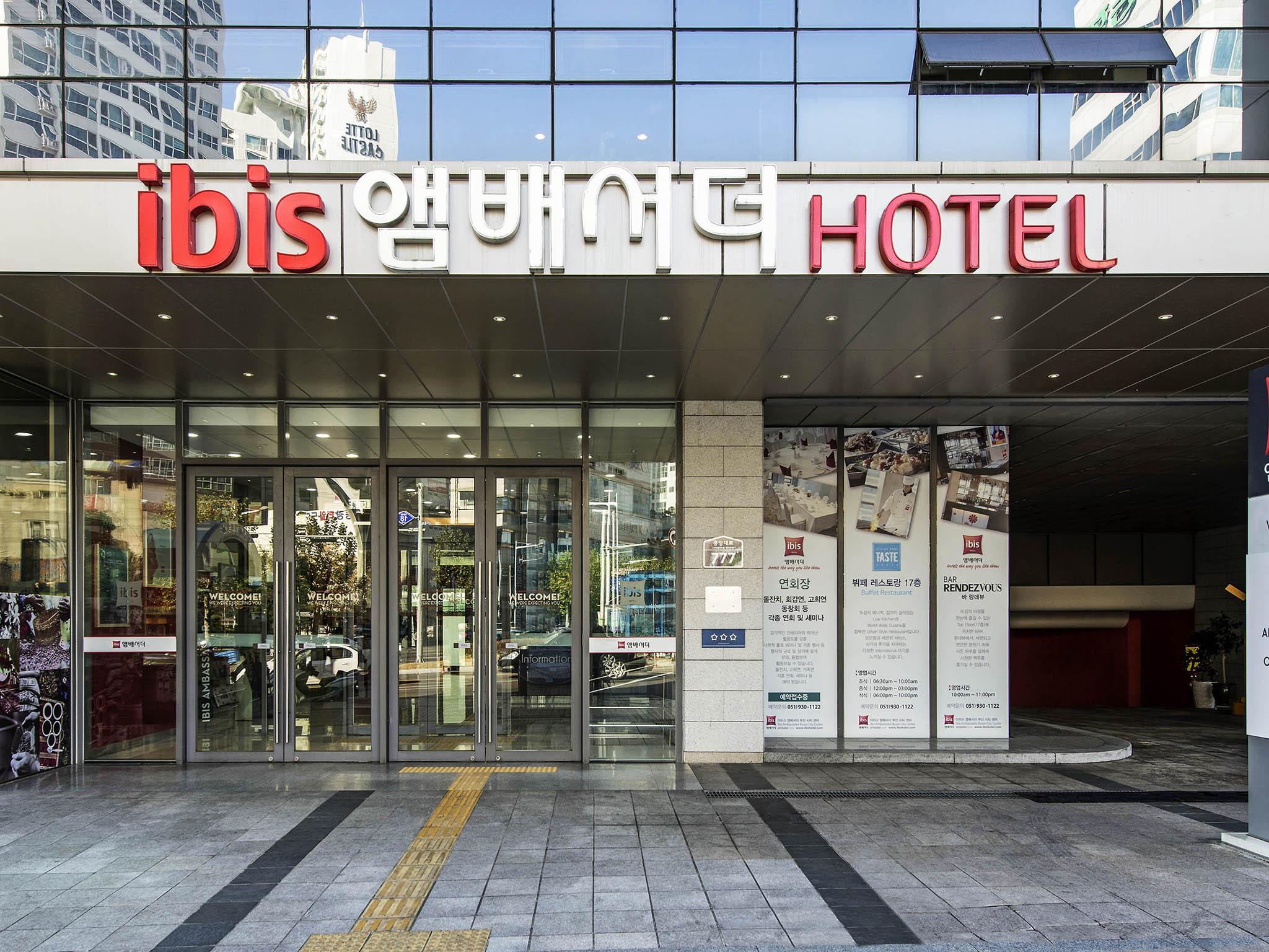 Hotel Ibis Ambador Busan City Centre