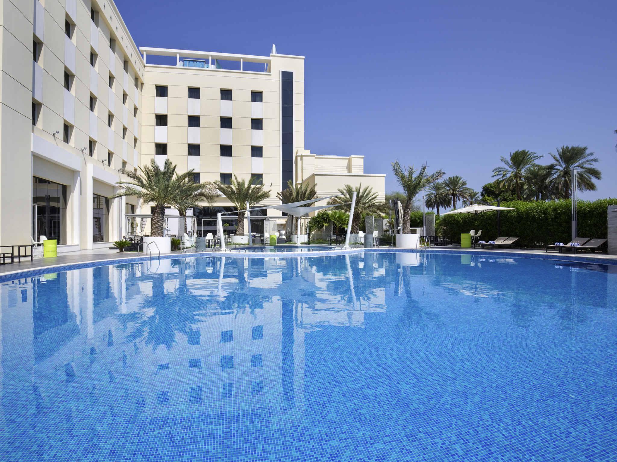 Отель — Mercure Sohar