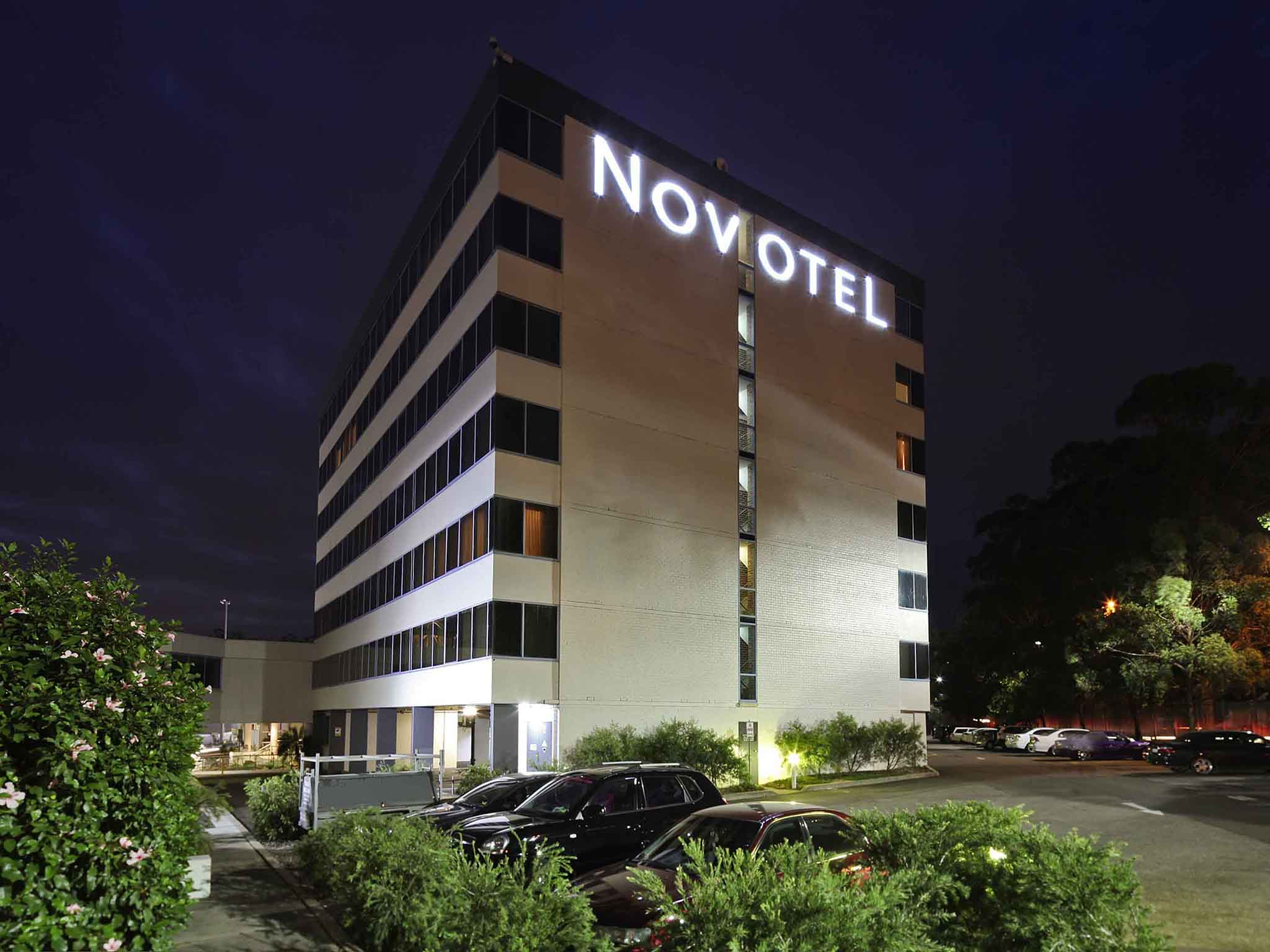 Hotell – Novotel Sydney West HQ