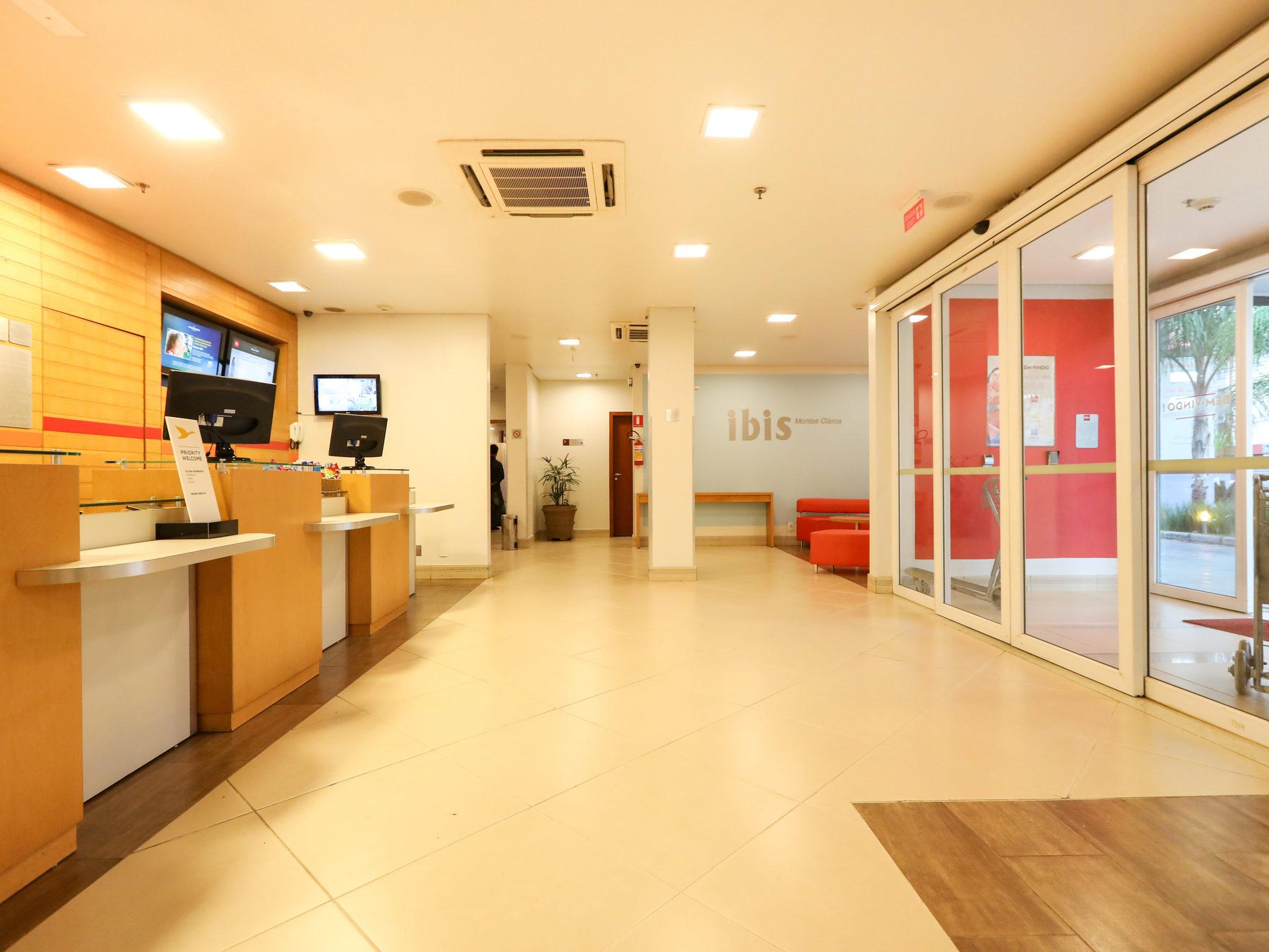 Отель — ibis Montes Claros Shopping