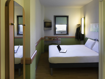 Rooms - ibis budget Sevilla