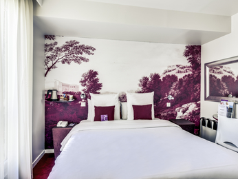 Rooms - Mercure Paris Bastille Marais hotel