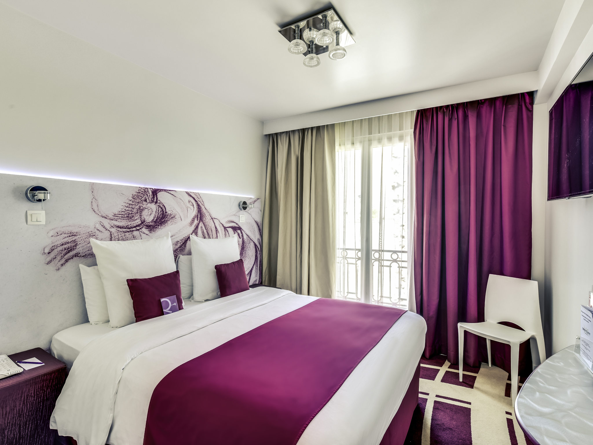 Hotel in paris mercure paris bastille marais hotel for Hotel marais paris