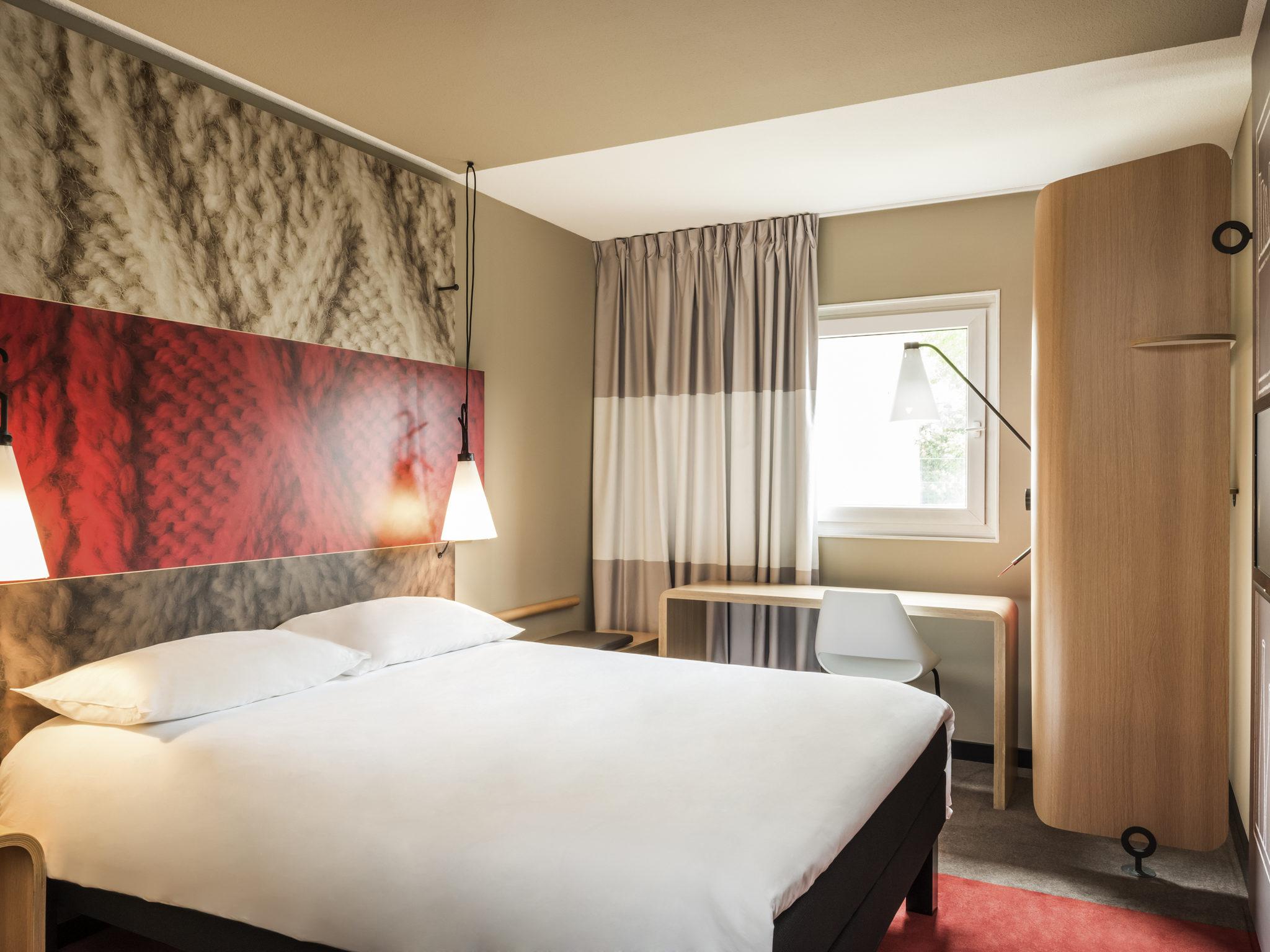 酒店 – 宜必思巴黎思伊西莱穆利诺塞纳河谷酒店