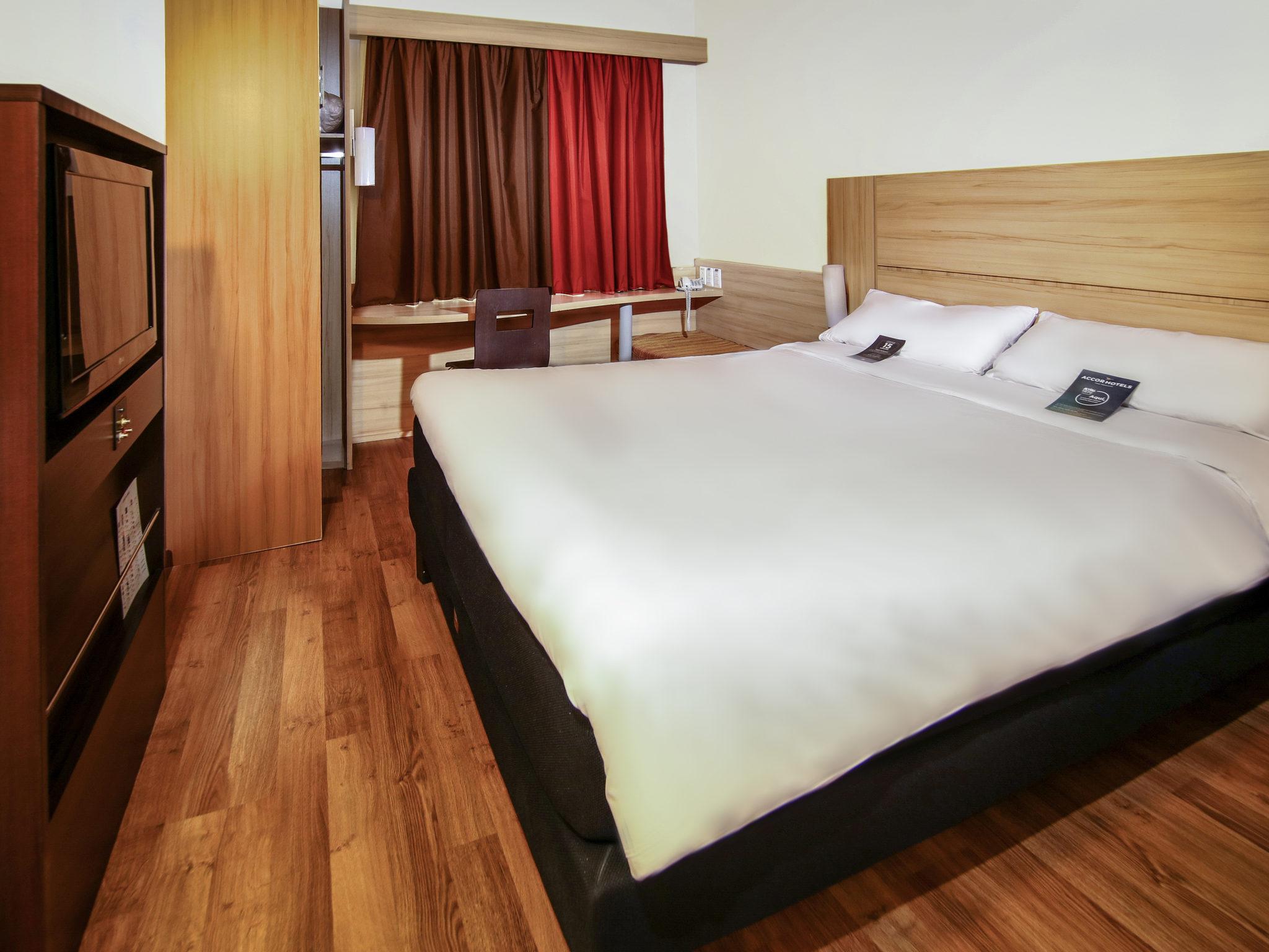 酒店 – 宜必思圣地亚哥普罗维登西亚酒店