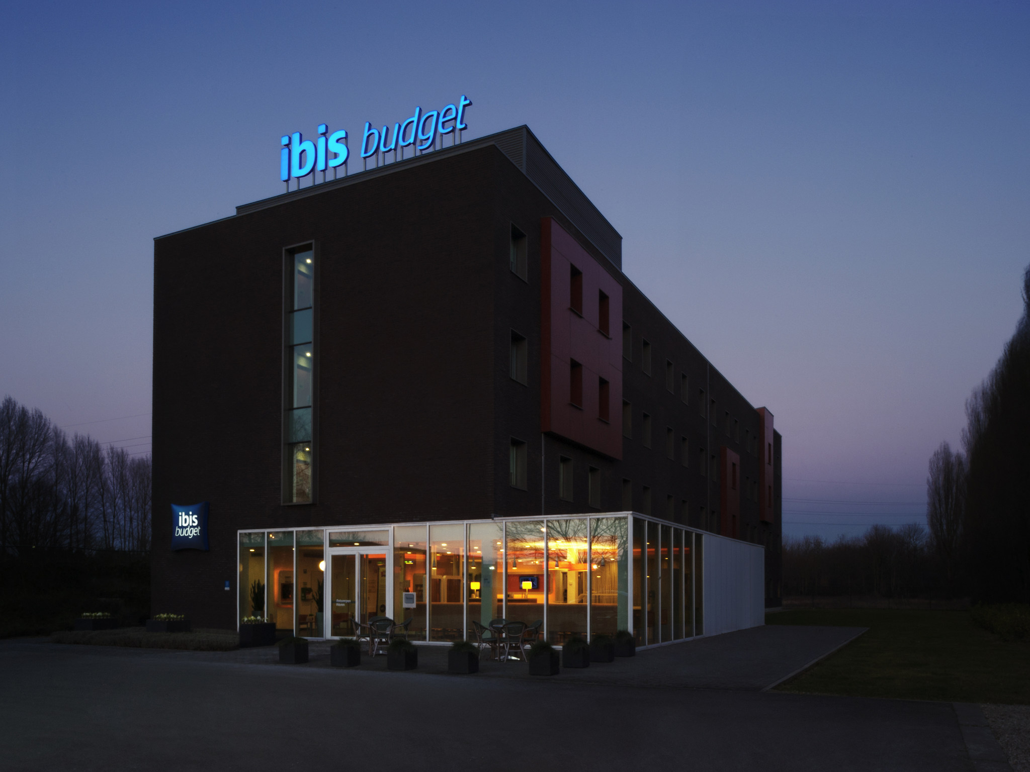 Отель — ibis budget Антверпен Порт