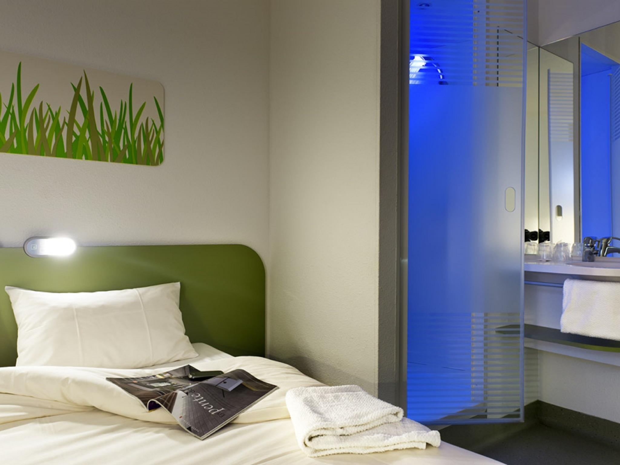 Hotell – ibis budget Antwerpen Port