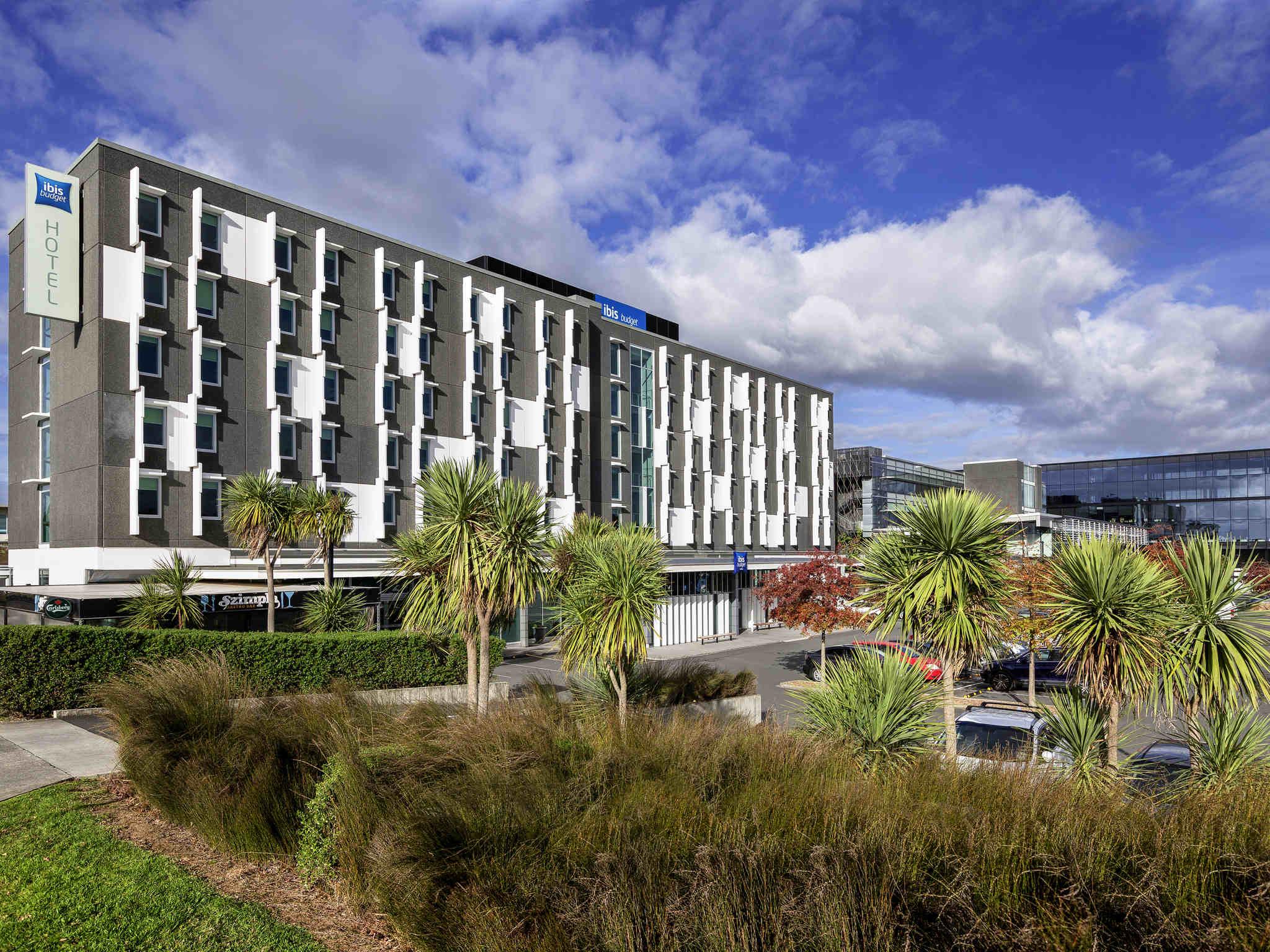 Отель — ibis budget Окленд Аэропорт