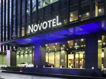 Novotel Nanjing Central Suning