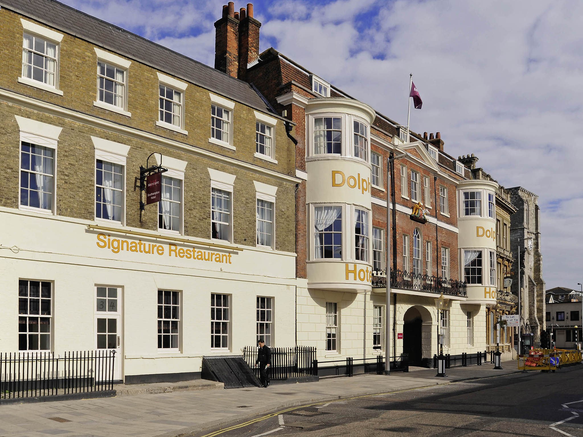 Hotell – Mercure Southampton Centre Dolphin