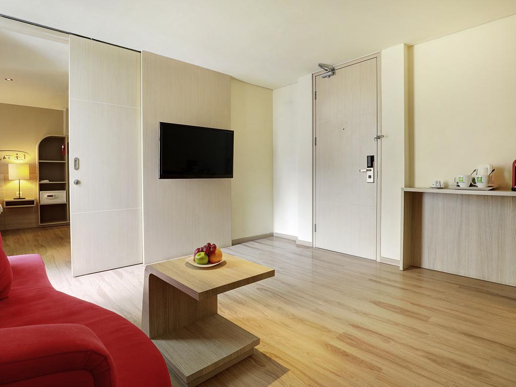 Deluxe Suite 1 Double Bed