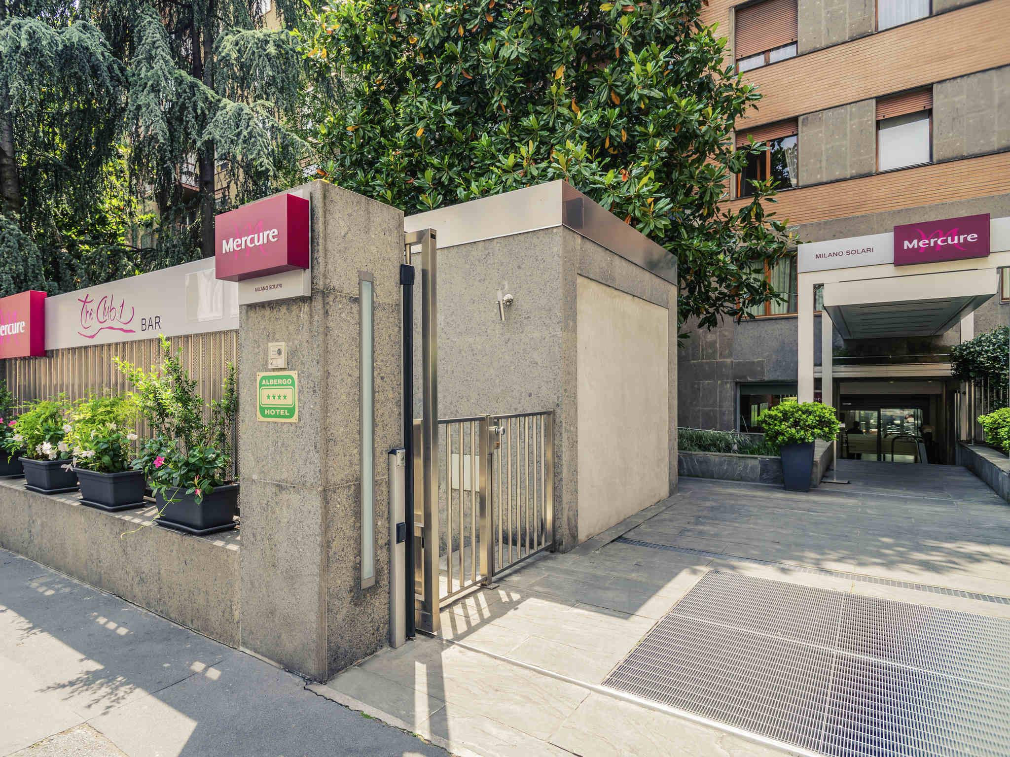 โรงแรม – Mercure Milano Solari