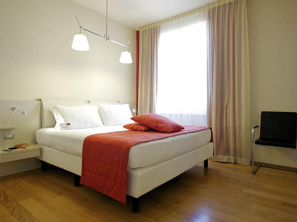 Mercure milano solari hotel navigli milano accorhotels - Letto matrimoniale king size ...