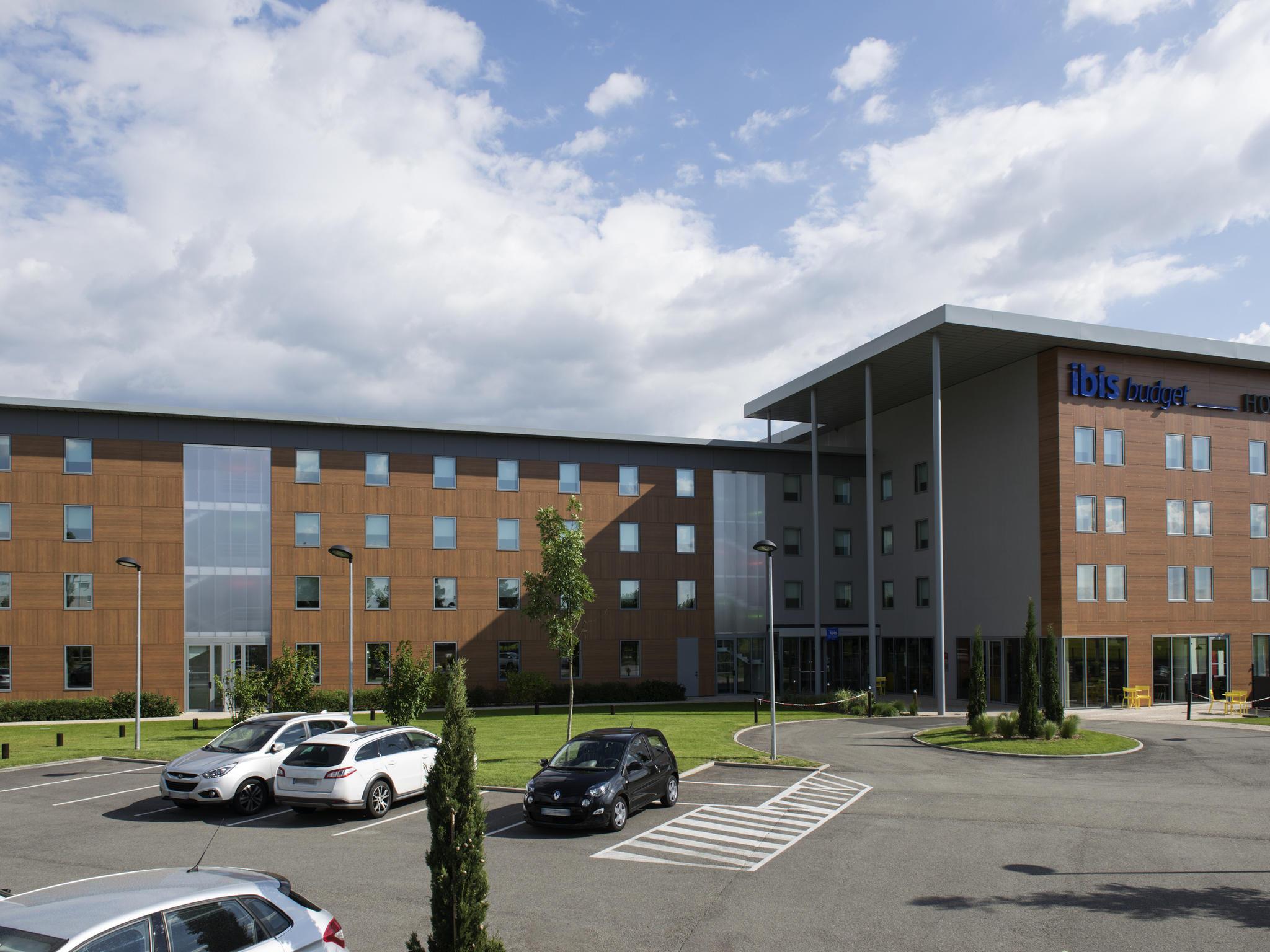 โรงแรม – ibis budget Aéroport Lyon Saint-Exupéry