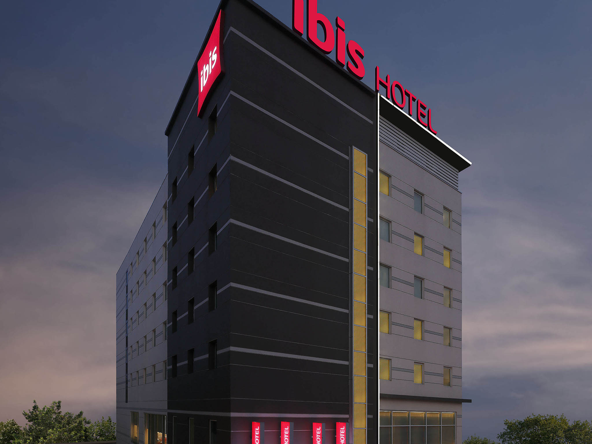 Otel – ibis Kochi City Centre