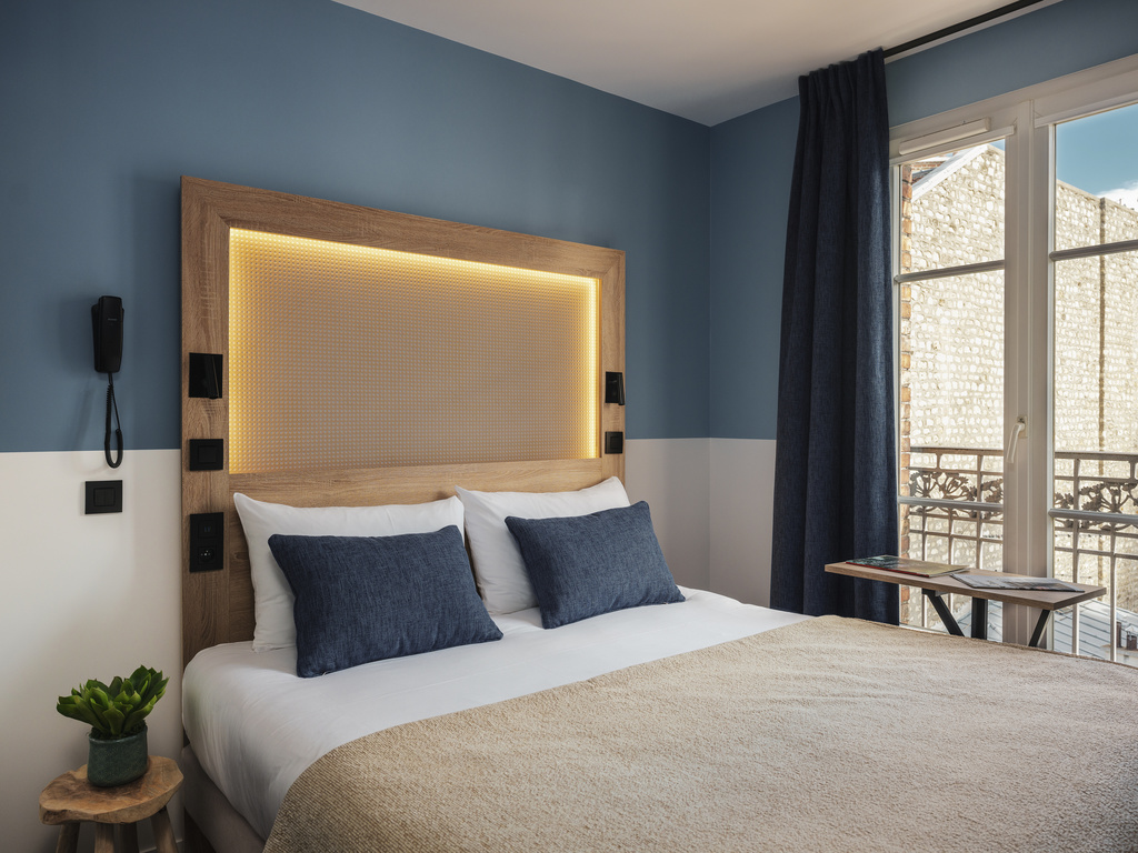 Hôtel à paris   ibis styles paris montmartre nord