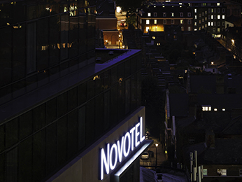 Destino - Novotel Londres Blackfriars
