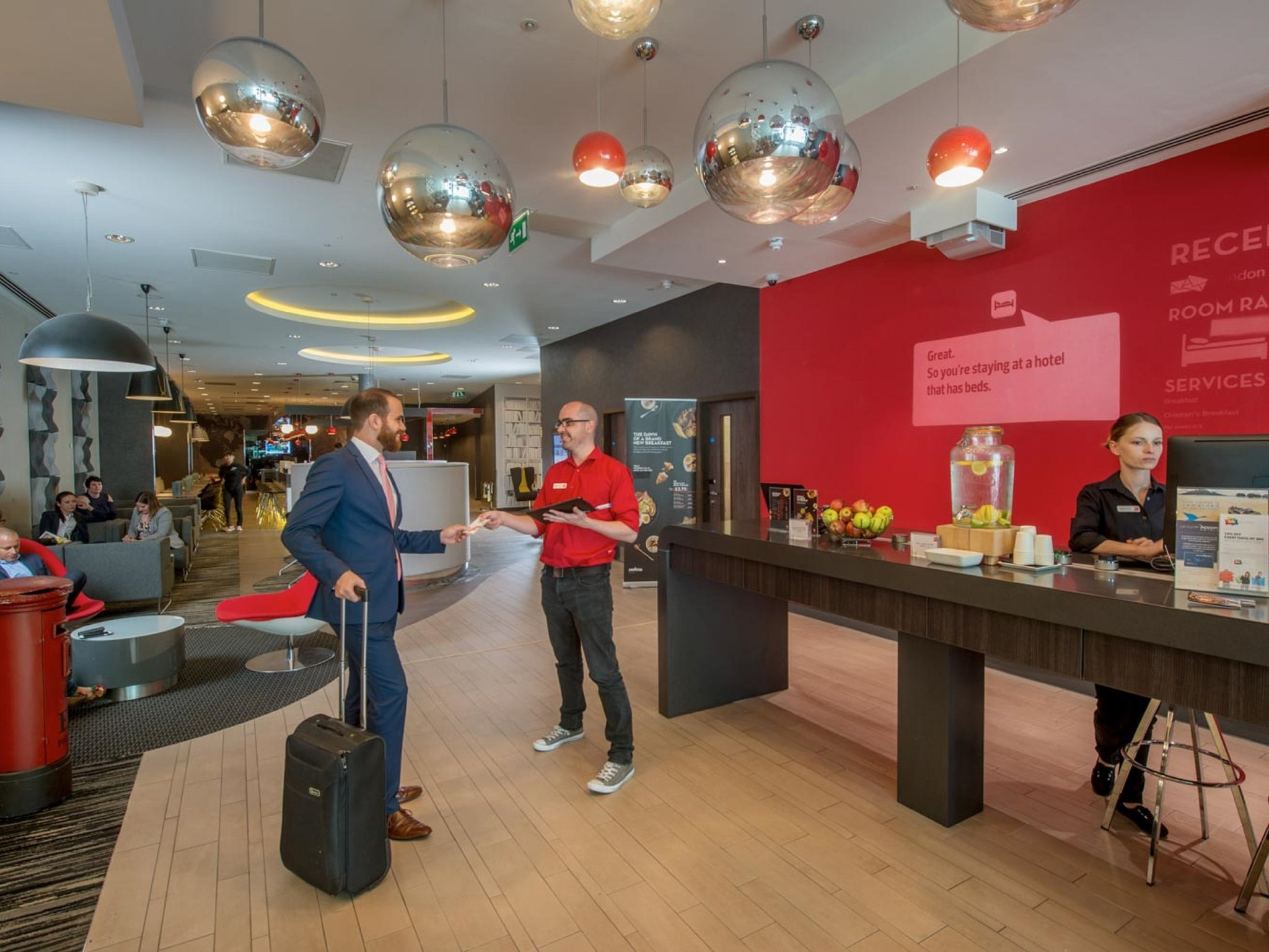 Hotel – ibis London Blackfriars