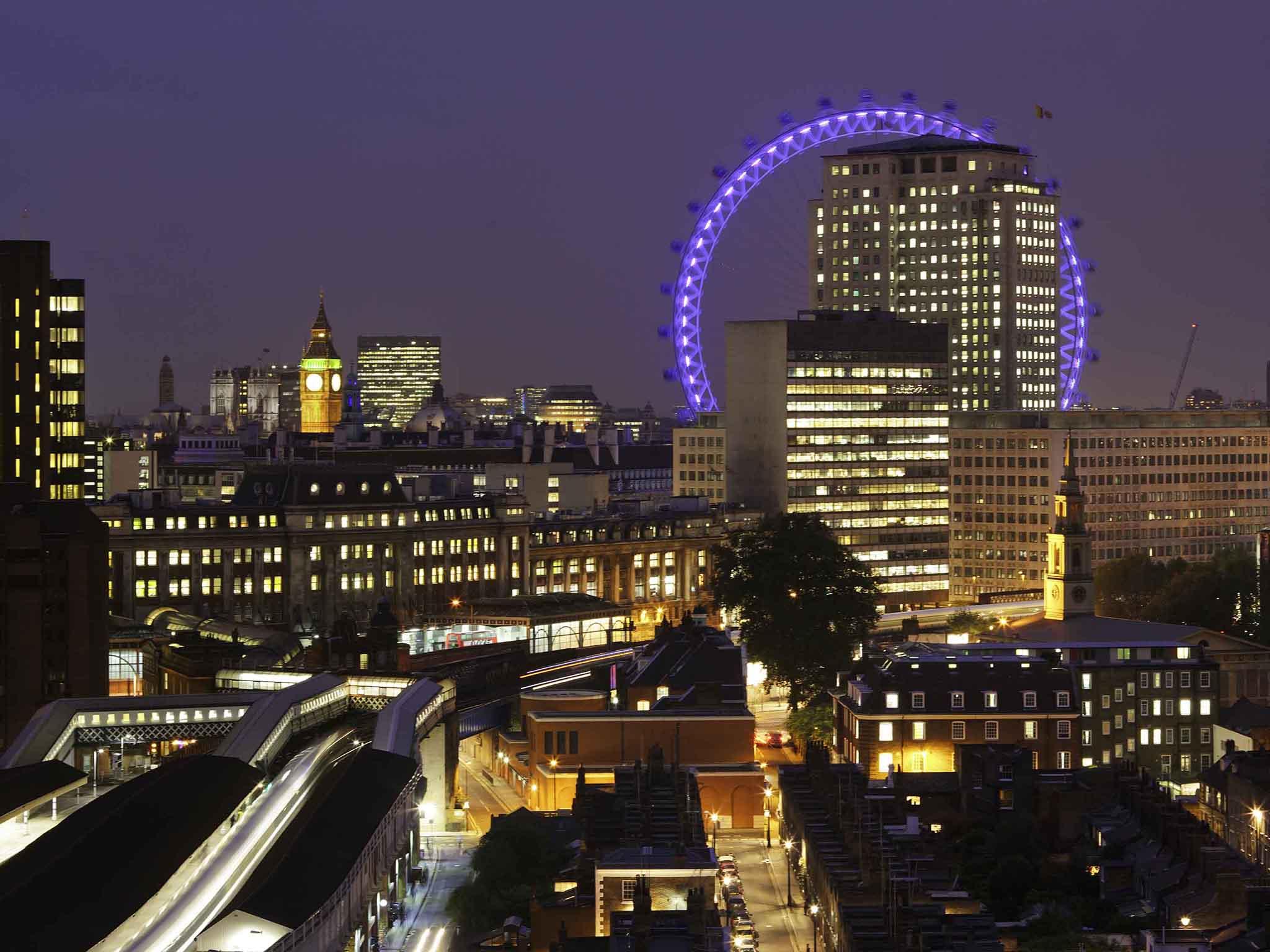 Ibis hotell london
