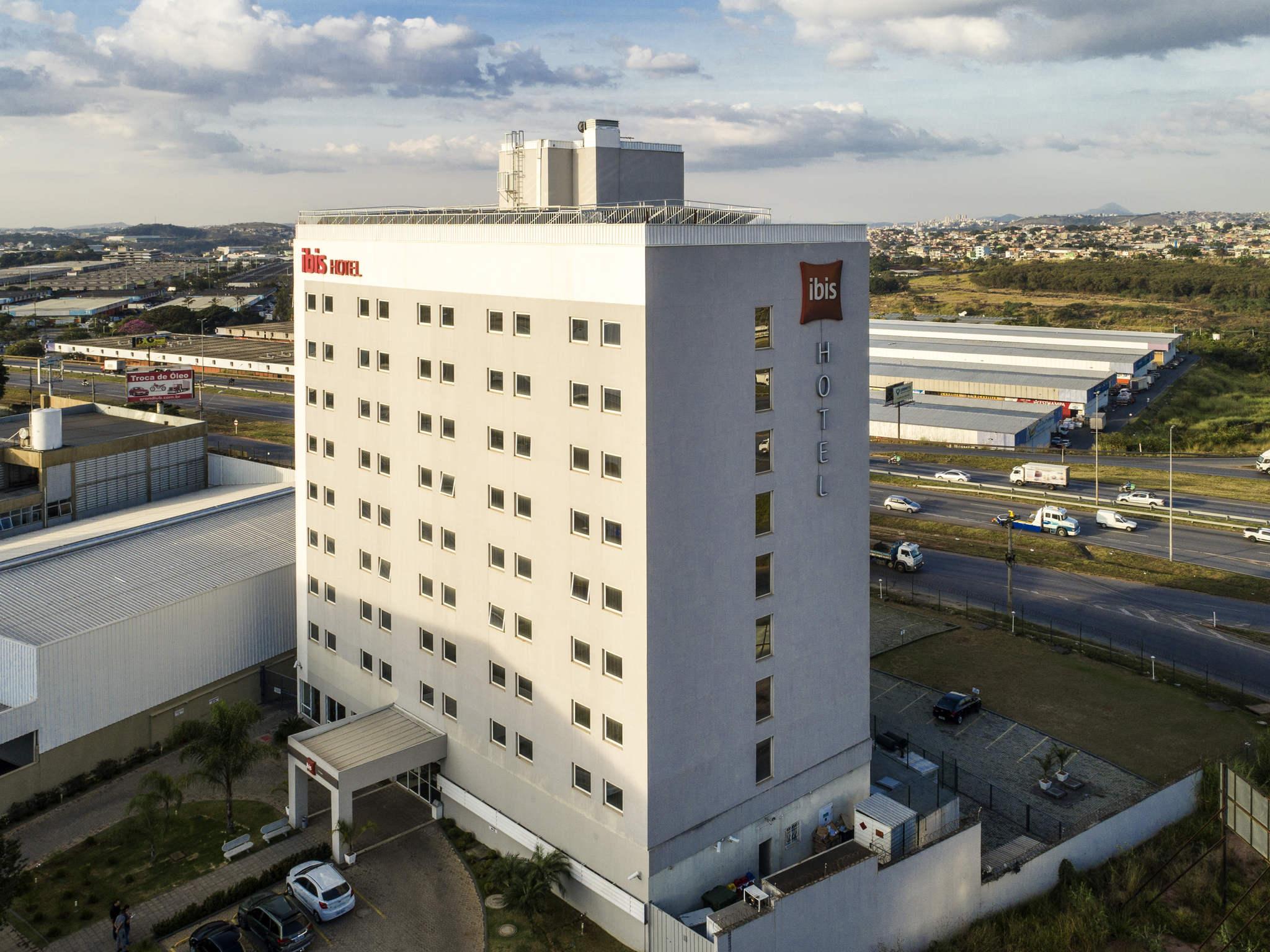 Отель — ibis Contagem Ceasa