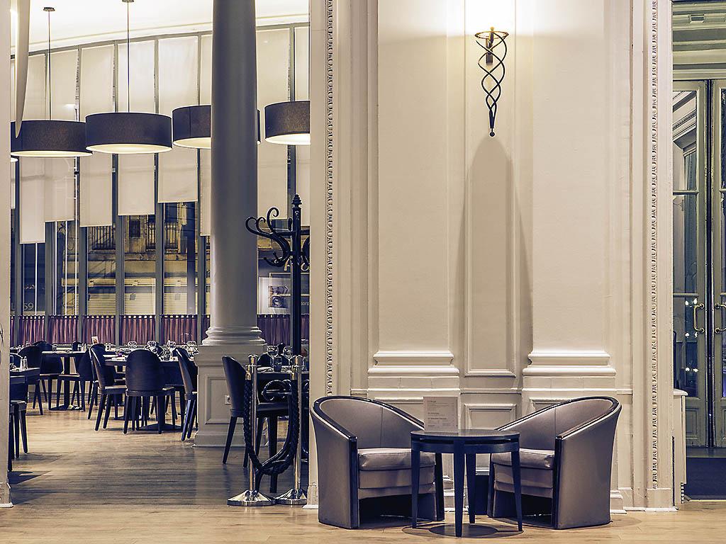 Albergo Mercure Lille Roubaix Grand Hotel