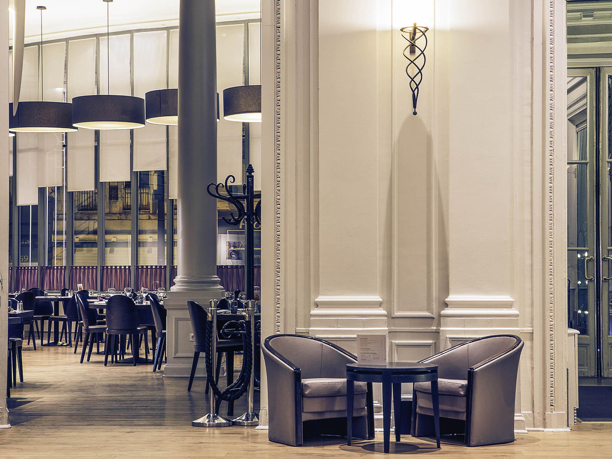 Hotel – Mercure Lille Roubaix Grand Hôtel