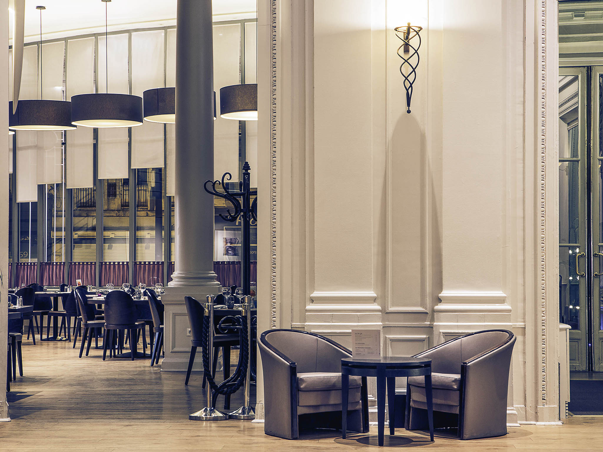 Отель — Hôtel Mercure Lille Roubaix Grand Hôtel