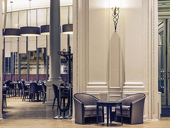 Hôtel Mercure Lille Roubaix Grand Hôtel