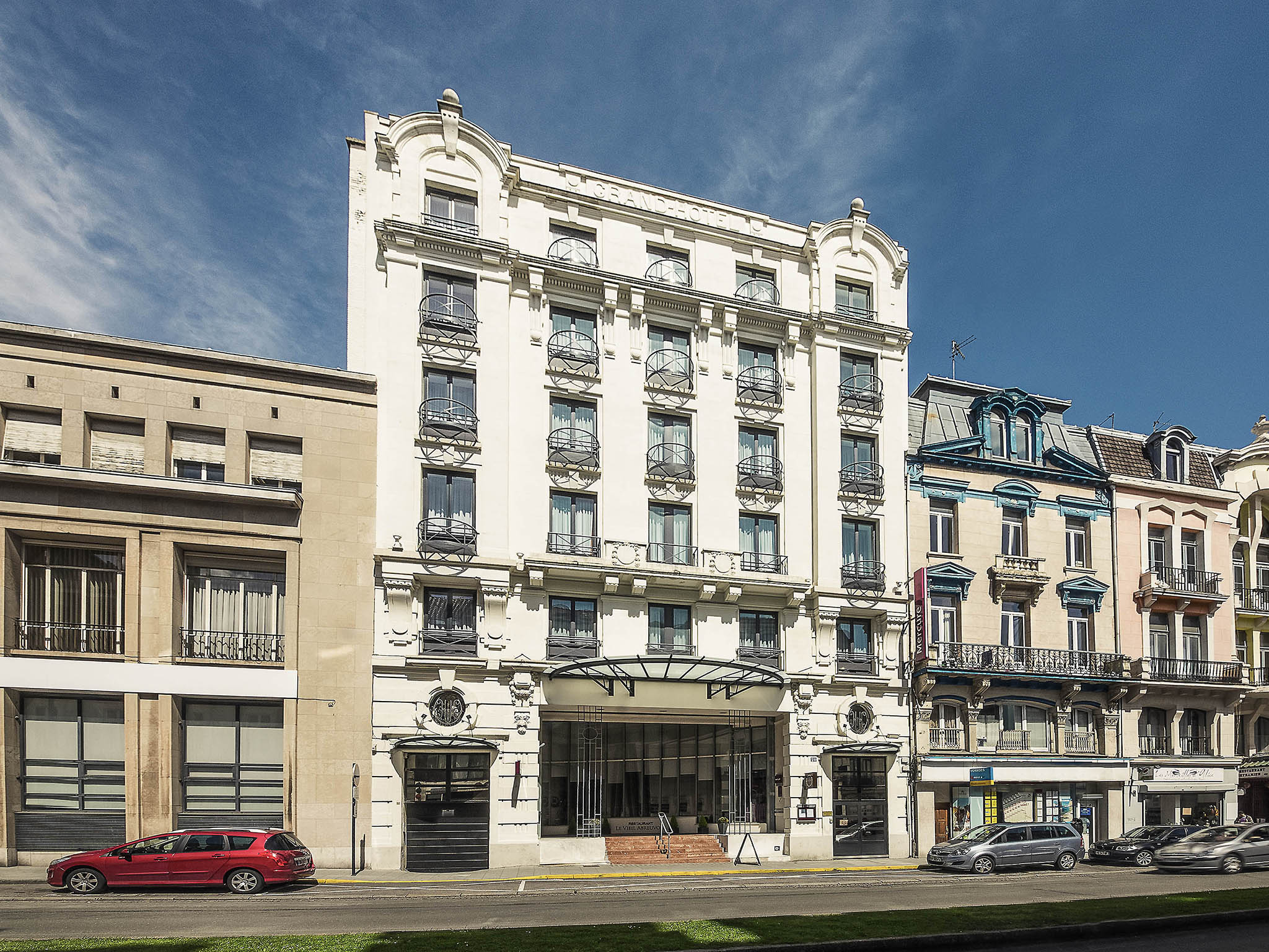 Hotel Mercure Lille Roubaix Grand Hôtel