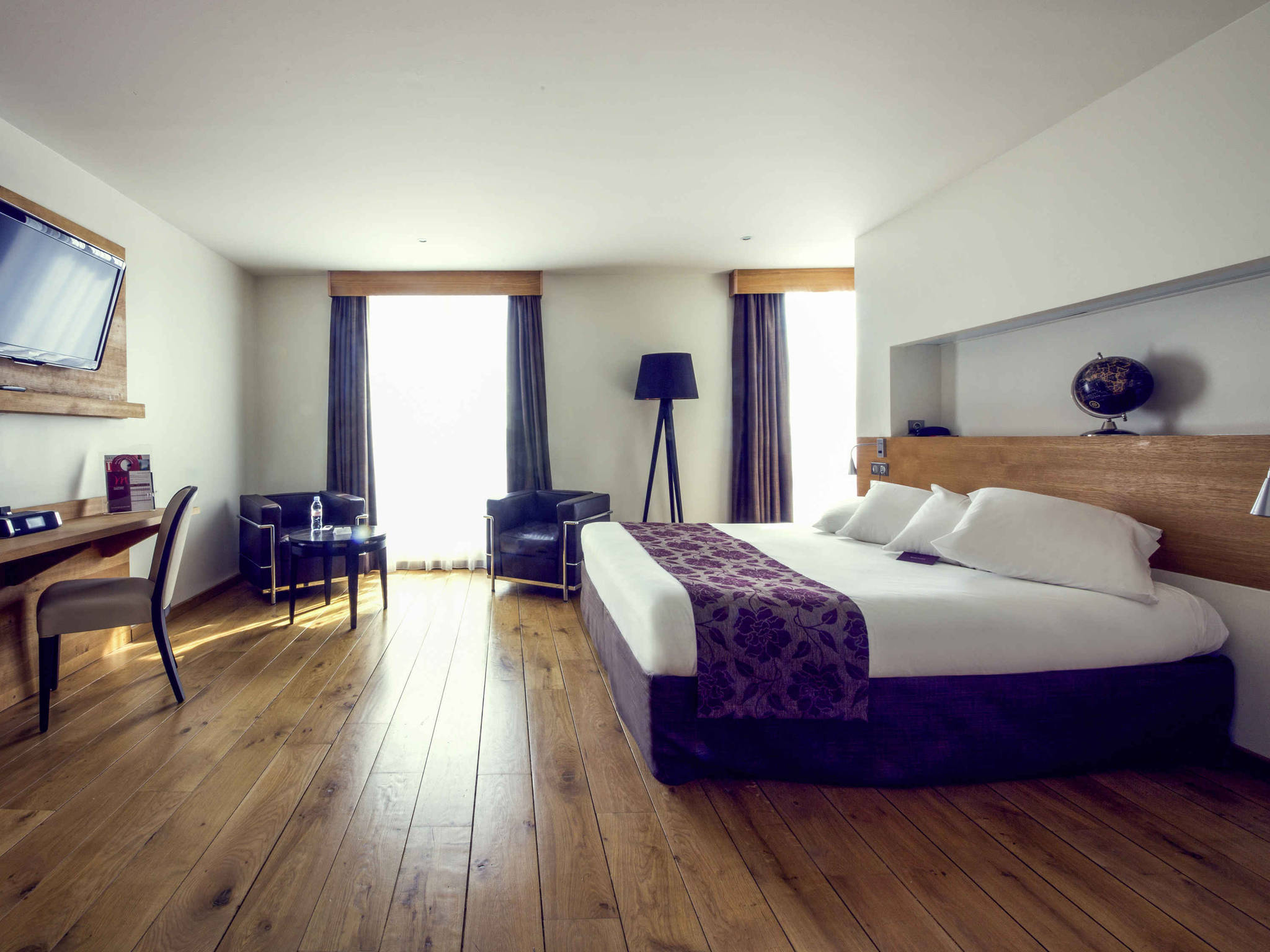 Rooms Mercure Lille Roubaix Grand Hôtel