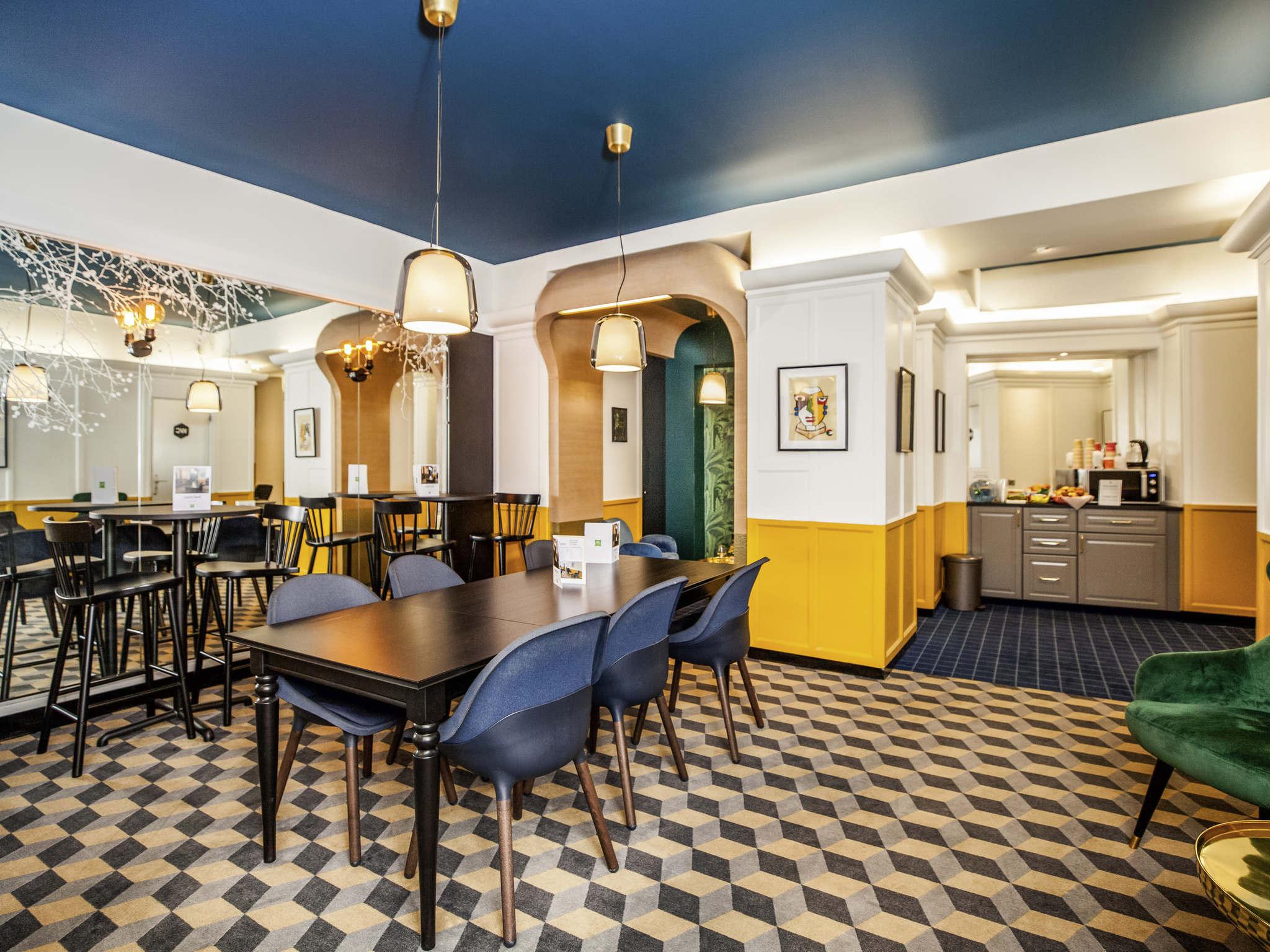 Hotel – ibis Styles París Cadet Lafayette