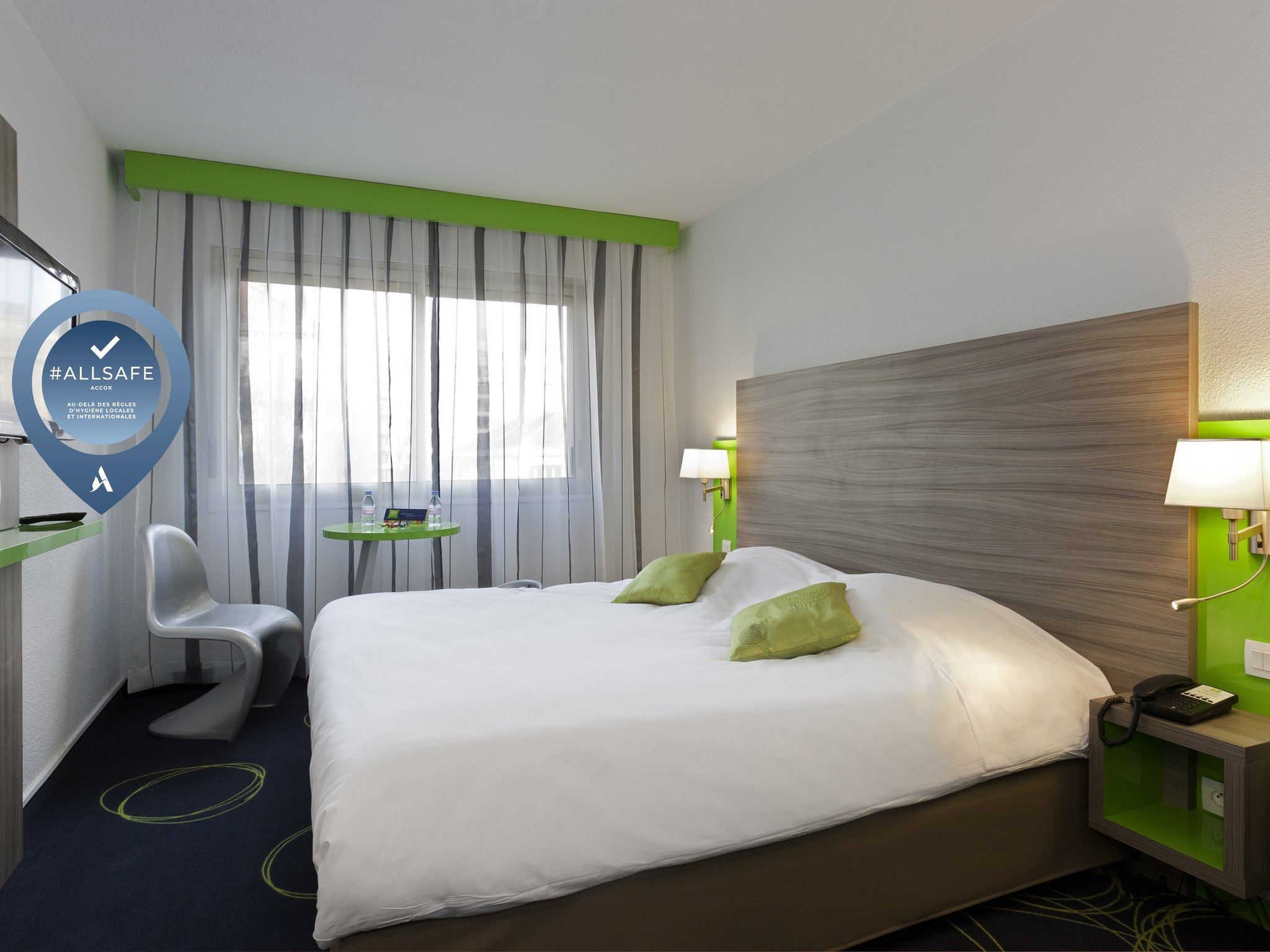 Отель — ibis Styles Гренобль Центральный Вокзал
