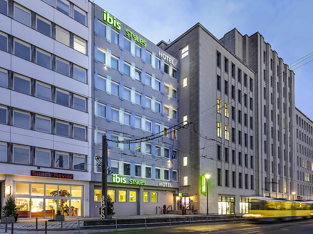 Karta Berlin Alexanderplatz.Hotel Ibis Styles Berlin Alexanderplatz Book Your Hotel Now