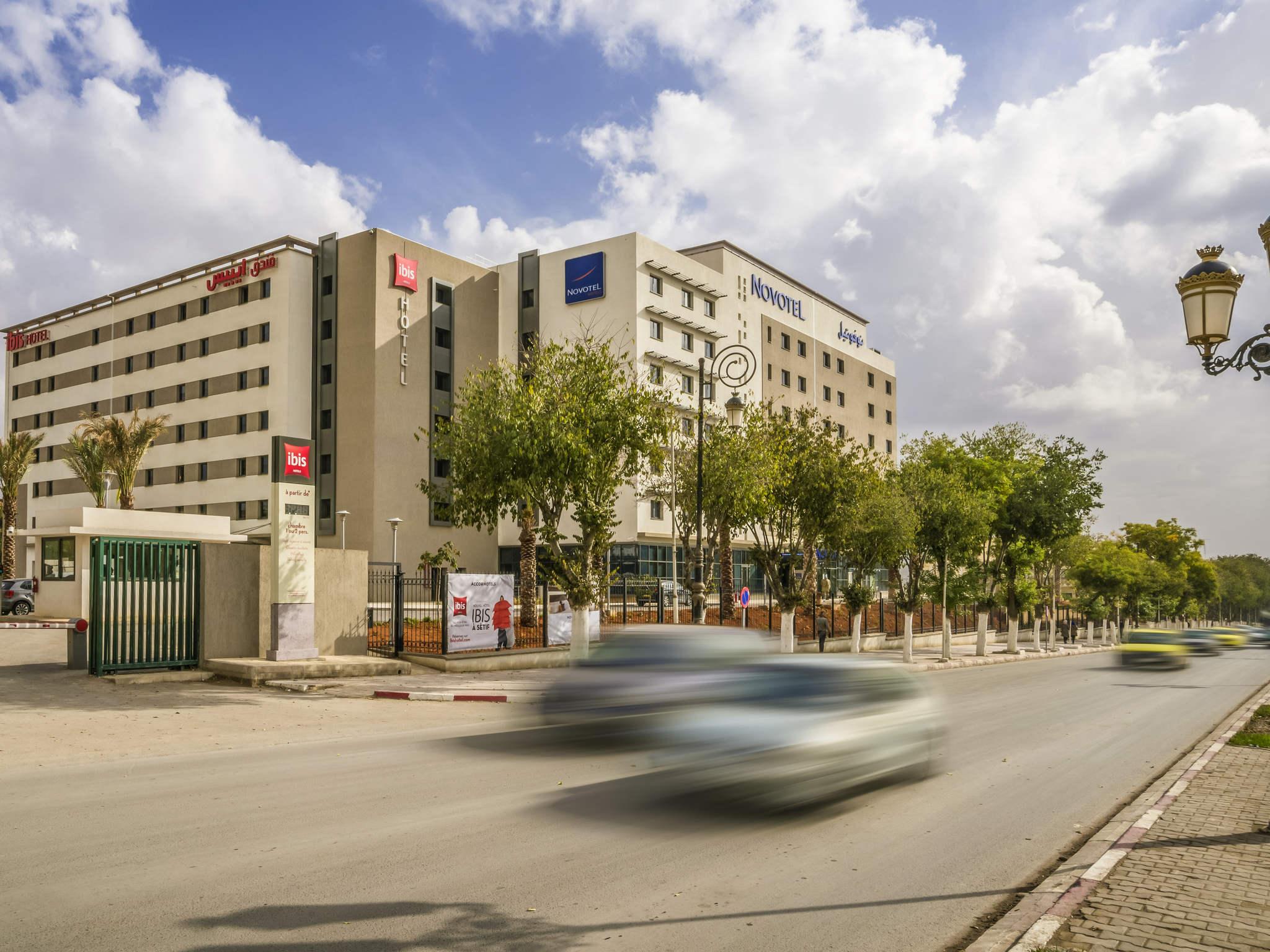 hotel in setif ibis setif