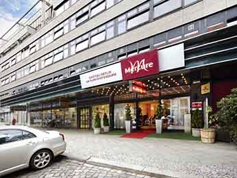 MERCURE HOTEL CHATEAU BERLIN