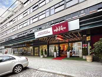 فندق مركيور Mercure شاتو برلين أم كورفورستاندام