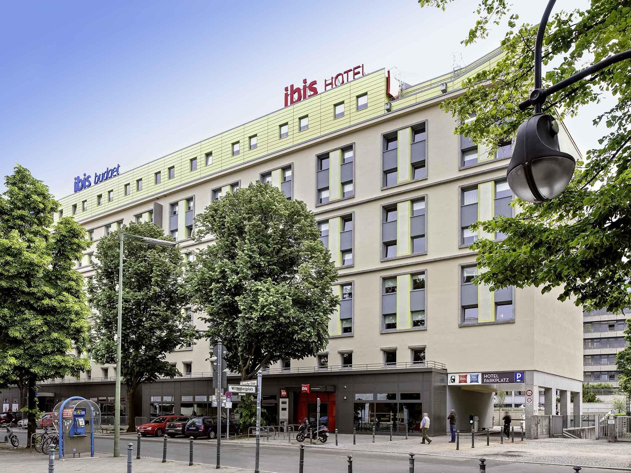 Отель — ibis Берлин Курфюрштендамм