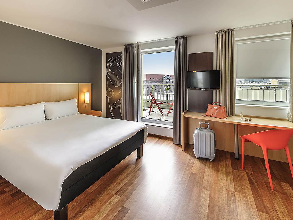 Gunstiges Hotel Berlin West Ibis Accor Accorhotels